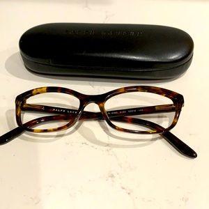 Ralph Lauren RL 6060 eyeglasses, tort, 52-16-140